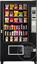 AMS 39640 5 Wide Snack Machine