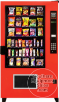AMS Outsider Snack Vending Machine