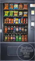 Used AMS VC39 Combo Vending Machine