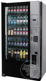 Royal Vision Glass Front Bottle Drink Machine