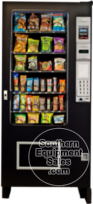 AMS 35632 4 Wide Snack Vending Machine