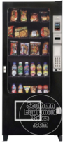 AMS BF35 Bottle & Food Combo Vending Machine