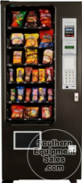 AMS Slim Gem Snack Vending Machine