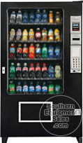 AMS BM40 Glass Front Drink Machine
