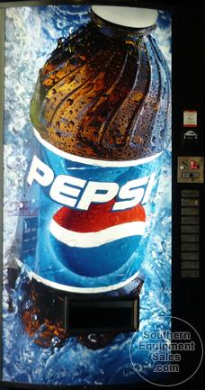 vendo 500 series drink machine used soda vending machines