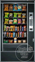 Automatic Products 7000 Used Snack Vending Machine