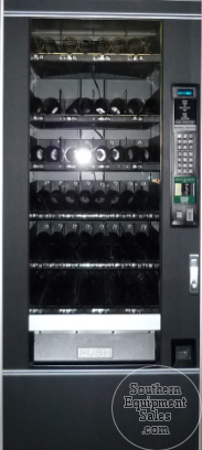 Crane National Vendors 148 A - Used Snack Vending Machines